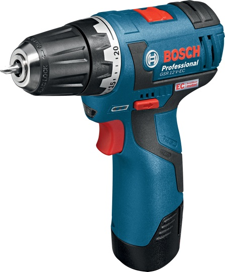 Máy khoan pin vặn vít Bosch 12v