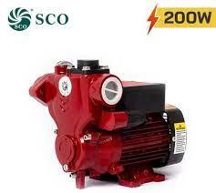 Máy bơm tăng áp SCO 200MA (200W)